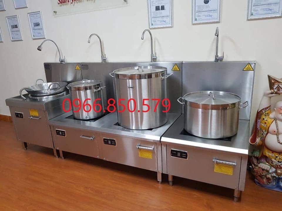 Hình ảnh sản phẩm bếp từ công nghiệp giá rẻ